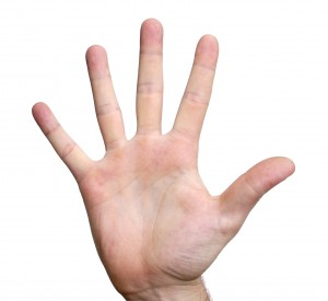 Weekly High Five lists the most interesting, compelling, and/or useful links of each week.