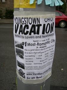 Youngstown OH vacation