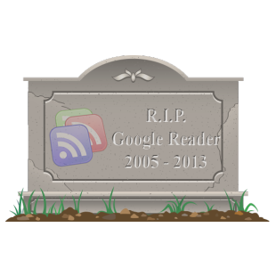 R.I.P copy. Google Reader